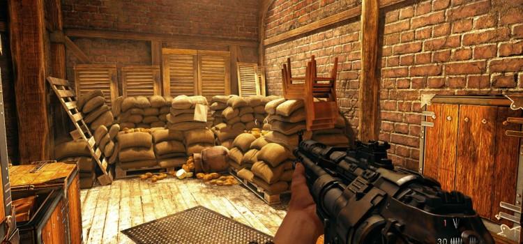 [TEST] Wolfenstein : The Old Blood sur PS4