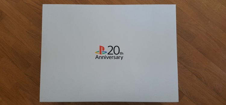 [UNBOXING] PS4 20th Anniversary Edition – Collector