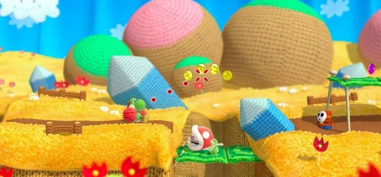 [TEST] Yoshi's Woolly World sur Wii U