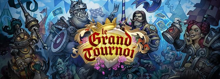 [ANNONCE] Hearthstone : Le Grand Tournoi débarque