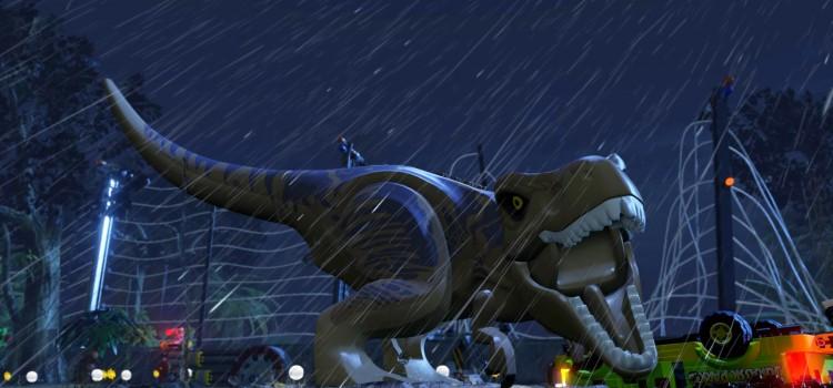 [TEST] LEGO Jurassic World sur PS4