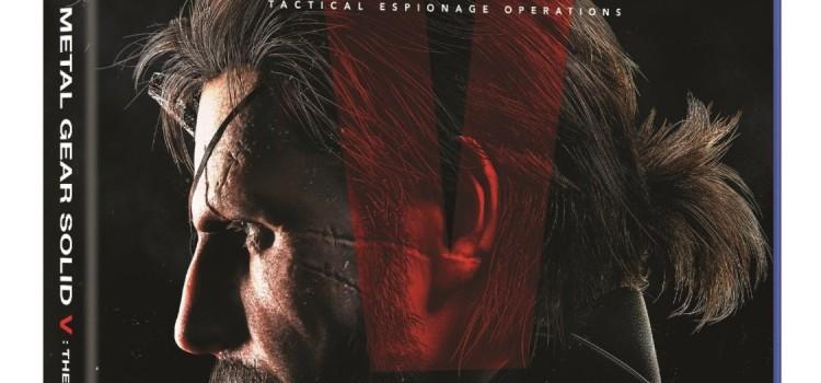 [ANNONCE]Sortie de Metal Gear Solid V : The Phantom Pain aujourd'hui !