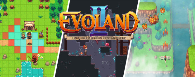 [TEST] Evoland 2 sur PC