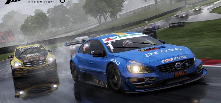 [COMPTE-RENDU]Prise en main de Forza Motorsport 6