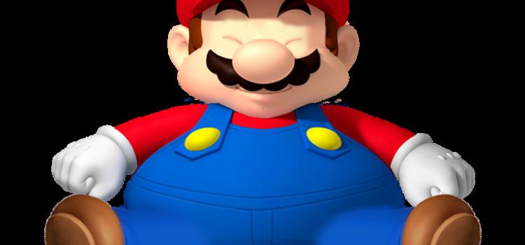 [VIDEO] Les jeux vidéo avec Mario