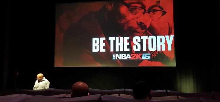 [COMPTE-RENDU] Soirée de lancement de NBA 2K16