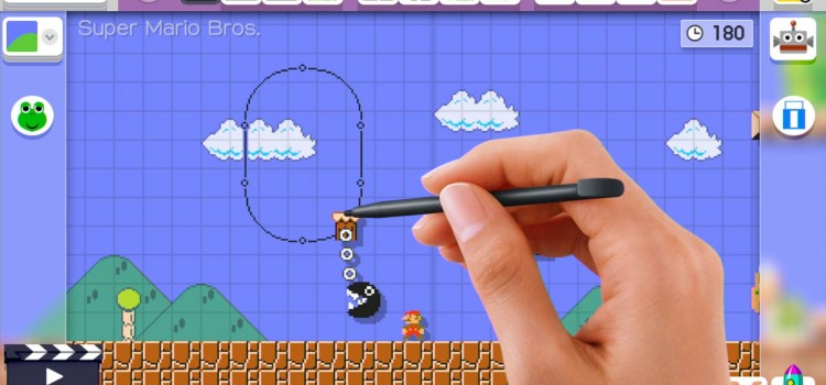 [TEST] Super Mario Maker sur Wii U