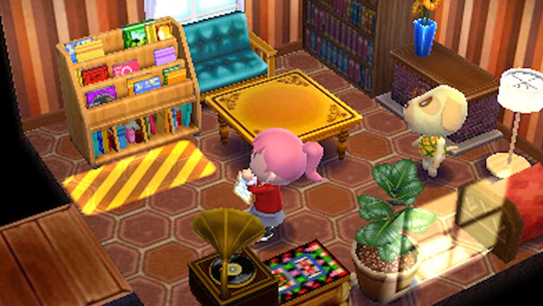 [TEST] Animal Crossing Happy Home Designer sur 3DS