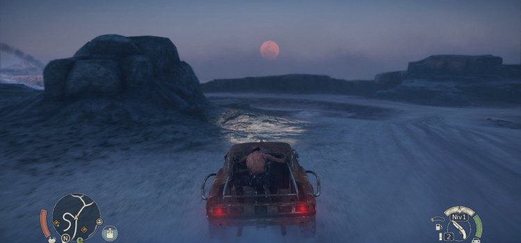 [TEST] Mad Max sur PS4