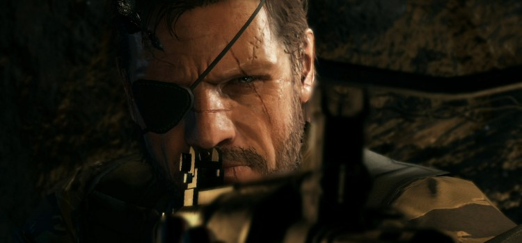 [TEST] Metal Gear Solid V : The Phantom Pain sur PS4
