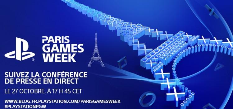 [PGW 2015] C'est parti pour la Paris Games Week !