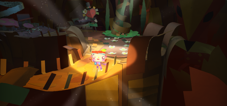 [TEST] Tearaway Unfolded sur PS4