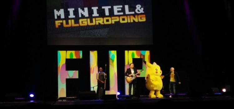 [COMPTE-RENDU] Soirée Nostalgeek : Minitel et Fulguropoing
