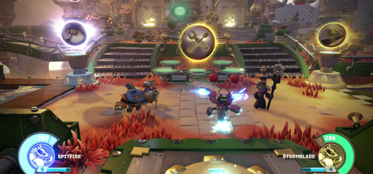 [TEST] Skylanders Superchargers sur PS4