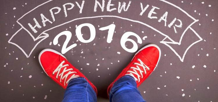 [BLOG] Bonne année 2016 !!
