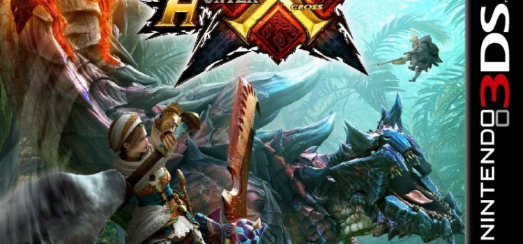 [TEST] Monster Hunter X sur 3DS