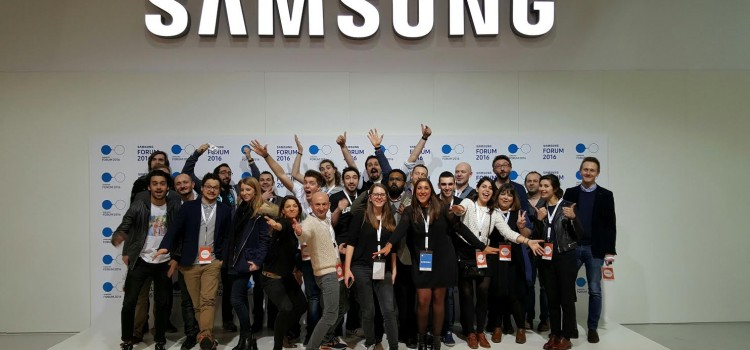 [COMPTE-RENDU] Samsung European Forum 2016