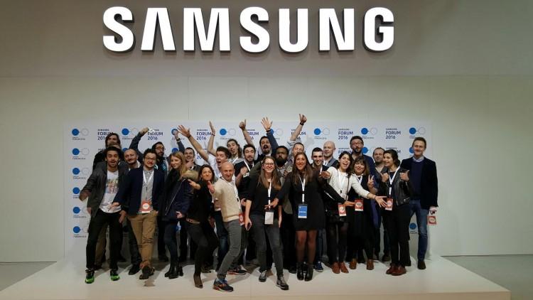 SamsungForum2016-Debut