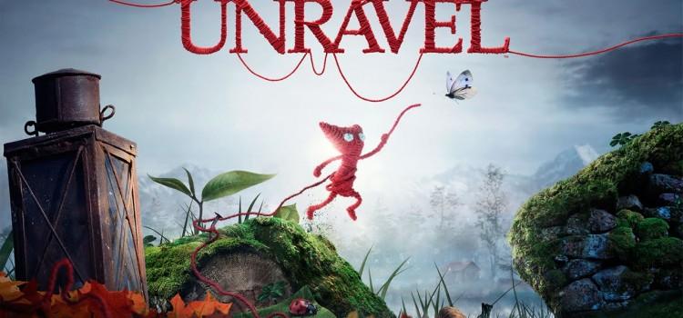 [TEST] Unravel sur PS4