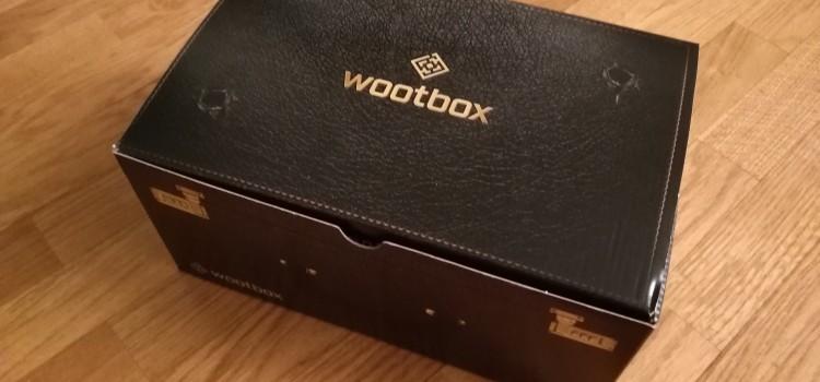 [UNBOXING] Wootbox Mars 2016 de JeuxVideo.com