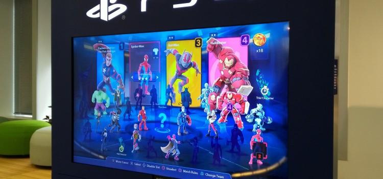 [COMPTE-RENDU] Présentation de Disney Infinity 3.0 : Marvel Battlegrounds