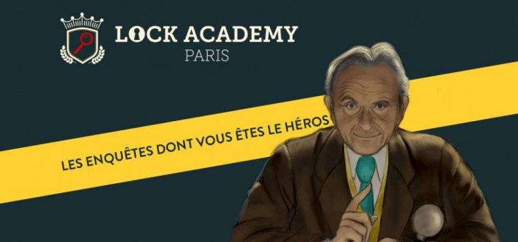 [TEST] Lock Academy : Escape Game