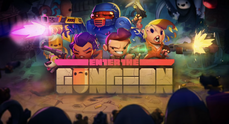 PriseEnMain-EnterTheGungeon