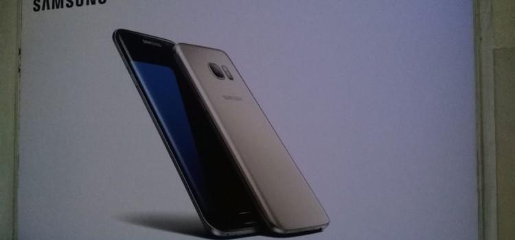 [COMPTE-RENDU] Présentation des Samsung Galaxy S7 et S7 Edge