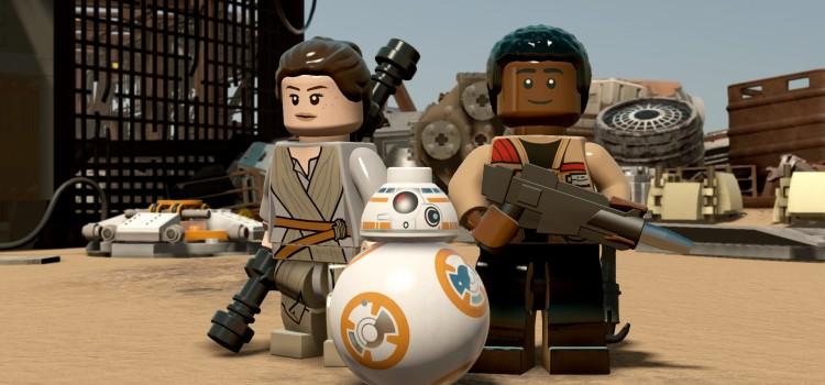 [COMPTE-RENDU] LEGO Star Wars : Le Réveil de la Force