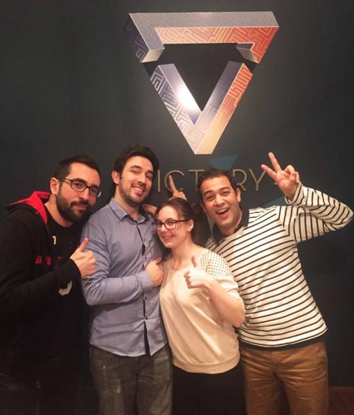 VictoryEscapeGame2