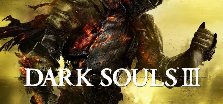 [TEST] Dark Souls III sur PS4