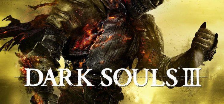 [TEST] Dark Souls III sur PS4