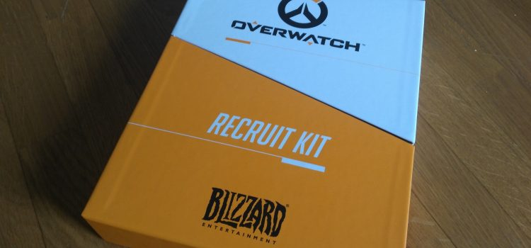 [UNBOXING] Overwatch, le Press Kit