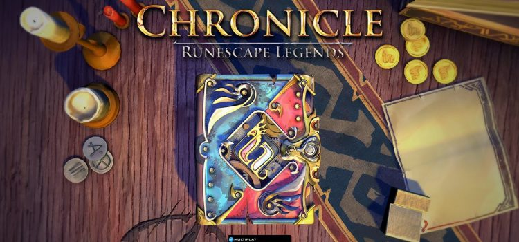 [TEST] Chronicle: RuneScape Legends sur PC