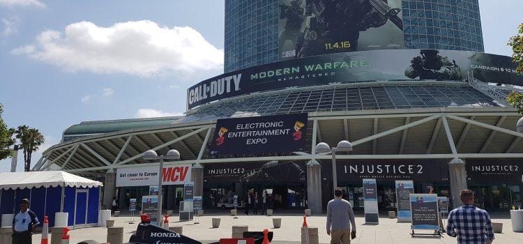 [E3 2016] Mes photos du salon !