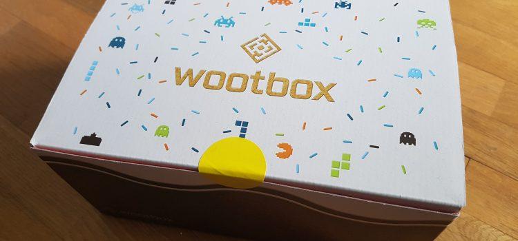 [UNBOXING] Wootbox Juin 2016 de JeuxVideo.com