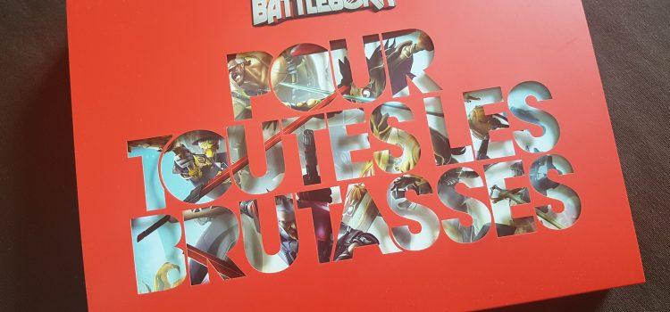 [UNBOXING] Battleborn, le Press Kit