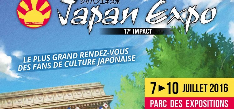 [ANNONCE] La Japan Expo, c'est cette semaine !
