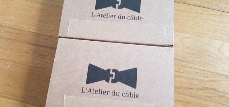 [ARRIVAGE] Des rallonges USB par L'Atelier du câble