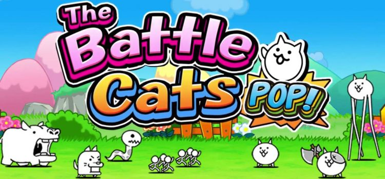 [TEST] The Battle Cats POP! sur 3DS