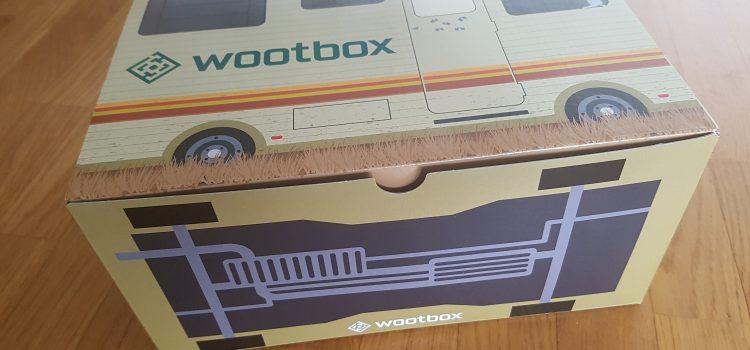[UNBOXING] Wootbox Août 2016 de JeuxVideo.com