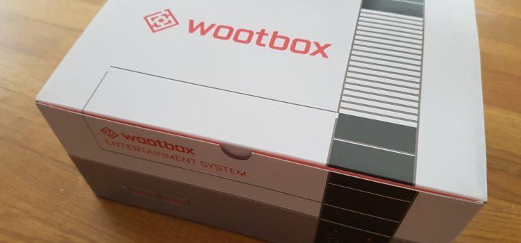 [UNBOXING] Wootbox Juillet 2016 de JeuxVideo.com