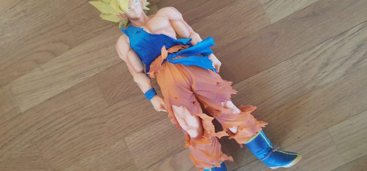 [UNBOXING] Figurine Son Gokou de chez Banpresto