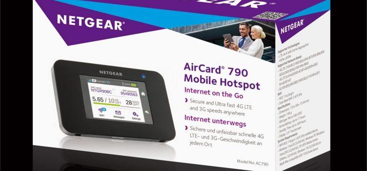 [TEST] Netgear – Aircard Hotspot AC790