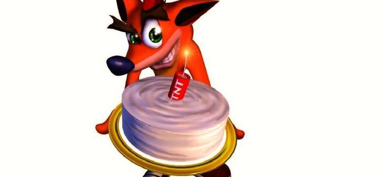 [ANNONCE] Crash Bandicoot fête ses 20 ans !