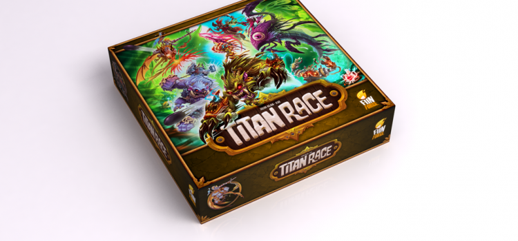 [TEST] Titan Race de chez Funforge