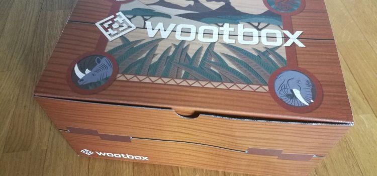 [UNBOXING] Wootbox de Septembre 2016