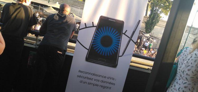 [DÉCOUVERTE] Prise en main du Samsung Galaxy Note 7