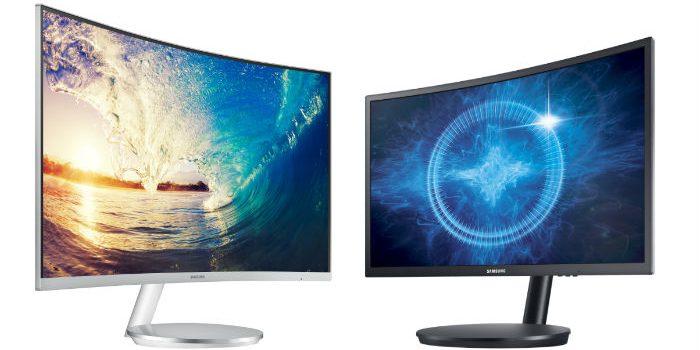 [DÉCOUVERTE] Les nouveaux écrans incurvés Samsung