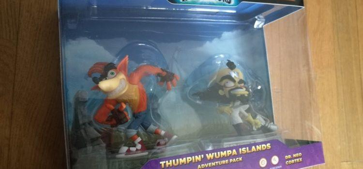 [ANNONCE] Crash Bandicoot de retour dans Skylanders Imaginators !